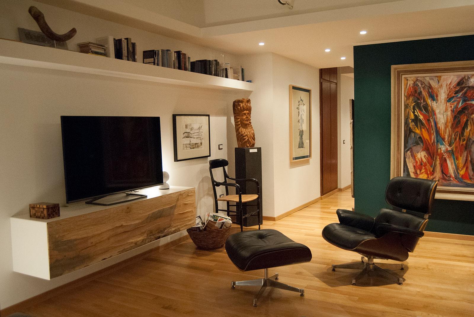 Casa al mare caspardesign studio - Arredare casa piccola moderna ...