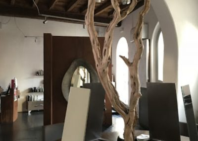 Arredo salone Fabrizio Hair Lab Genova