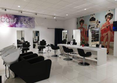 Progetto salone di bellezza unisex - Geneve